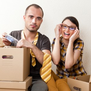 Burnley removals for students