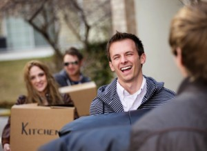Student removals burnley